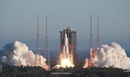 الصين تعلن نجاحها بإطلاق قمراً صناعياً جديداً لمراقبة بيئة المحيطات إلى الفضاء