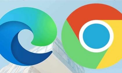 الفرق بين متصفح جوجل كروم ومايكروسوفت إيدج