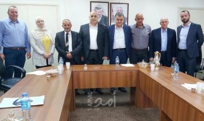 """أبو جيش يعلن عن اتفاق تسوية في النزاع العمالي ما بين """"الهلال الأحمر"""" و""""خدمات الإسعاف والطوارىء"""""""