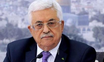 الرئيس عباس يهاتف مجدلاني معزيًا بوفاة شقيقه