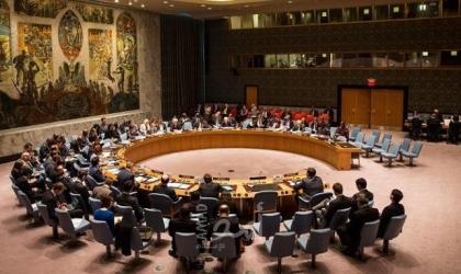 مجلس الأمن يعقد جلسة مغلقة لبحث المواجهات بين إسرائيل والفصائل الفلسطينية