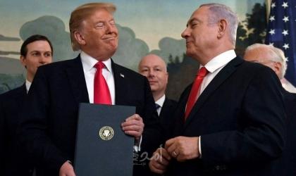 صحيفة: الانتخابات الإسرائيلية تضع نتنياهو وخطة ترامب في طريق مسدود