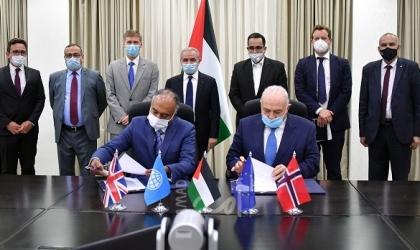توقيع اتفاقيتين في قطاعي الطاقة وتكنولوجيا المعلومات بقيمة 73 مليون دولار