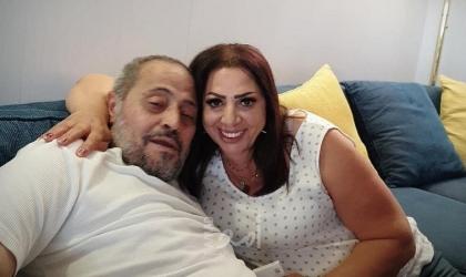 ما حقيقة زواج جورج وسوف من الفنانة غادة بشور !