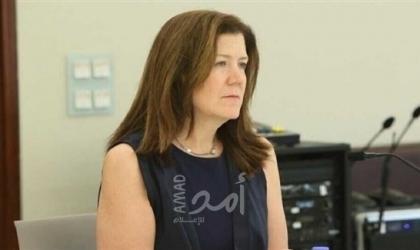 قاضية لبنانية تلغي قرار ضد السفيرة الأمريكية