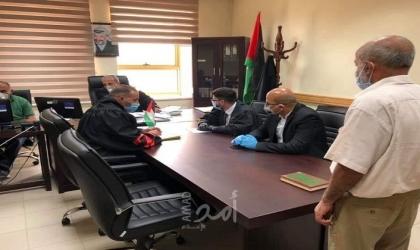 """الخليل: محكمة دورا تمدد اعتقال المهندس """"فايز سويطي"""" ويعلن إضرابه عن الطعام"""