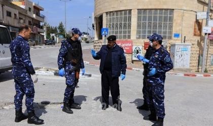 """شرطة جنين تفض (7) حفلات زفاف خالفوا إجراءات """"كورونا"""""""