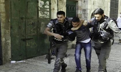 """قوات الاحتلال تعتقل الشاب """"لؤي حسين"""" من عزون"""