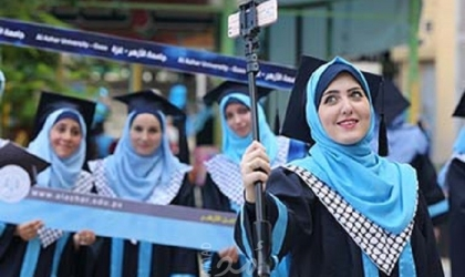 أسماء الطلبة المقبولين بكلية الطب البشري في جامعة الأزهر بغزة