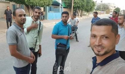 """محكمة صلح خانيونس تمدد اعتقال الصحافيين """"النجار وأبو إسحق"""" لمدة 15 يوماً"""