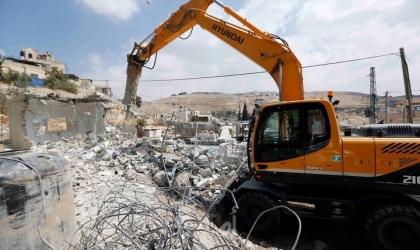 حماية يدين سياسة جيش الاحتلال في مدينة القدس