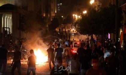 إصابة فتاة وإطلاق نار على سيارات الإسعاف خلال مواجهات مع قوات الاحتلال في جنين
