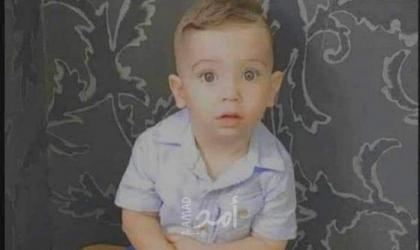 """وفاة الطفل """"يزن الطويل"""" ابتلع كرة صغيرة في القدس"""