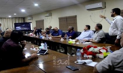 أبو الريش: مطمئنون للاجراءات الصحية الوقائية وطواقمنا تعكف على متابعة الحالة الصحية للعائدين
