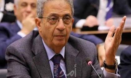 """إصابة عمرو موسى بفيروس """"كورونا""""..وحالته مستقرة"""