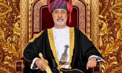 سلطان عمان يبعث برقية تهنئة للأسد بفوزه في الانتخابات الرئاسية