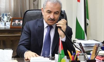 اشتية: علاقة فلسطين وموريتانيا ثابتة عميقة قائمة على وحدة الموقف والمصير