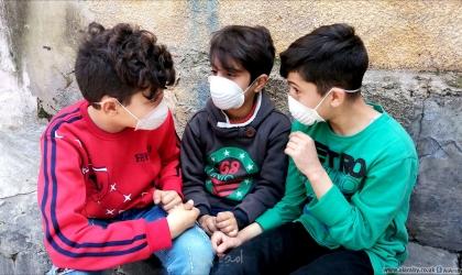 """بالتعاون مع الأونروا.. خطة فلسطينية للحد من إنتشار """"كورونا"""" في المخيمات الفلسطينية في لبنان"""