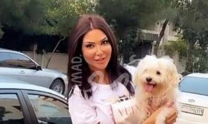 حملة تضامن مع الفنانة السورية دانا جبر بعد ابتزازها ونشر صور جريئة لها