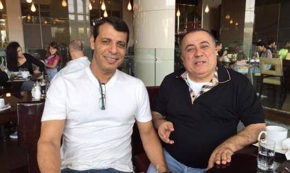 تموز 2013...مرحلة جديدة في المخيمات الفلسطينية... قصتي مع محمد دحلان