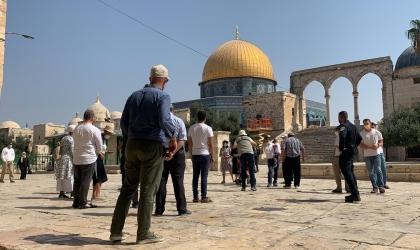 """للمرة الأولى..محكمة الاحتلال تمنح اليهود الحق في أداء """"صلوات صامتة"""" بالمسجد الأقصى"""