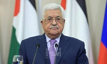 عباس يؤكد دعمه لمجلس القضاء الأعلى ورئيسه