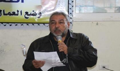 أبو شرخ يستنكر تصريح المتحدث باسم وزارة العمل برام الله ويحمل حكومة اشتية المسؤولية