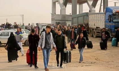 """غزة: كشف """"التنسيقات المصرية"""" للسفر عبر معبر رفح """"الإثنين"""""""