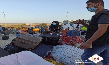 """كشف جديد لأصحاب """"التنسيقات المصرية"""" المسافرين عبر معبر رفح الثلاثاء"""