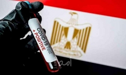 """مصر تسجل 65 حالة وفاة و1125 إصابة جديدة بفيروس """"كورونا"""""""