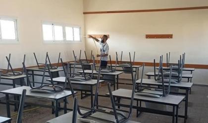 تعليم حماس: تشرع بحملة مكثفة لتطهير وتنظيف مدارس الثانوية