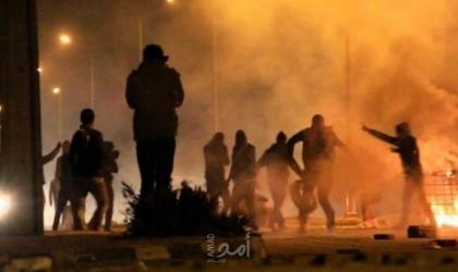 إصابة شاب برصاص قوات الاحتلال خلال مواجهات في كفر قدوم