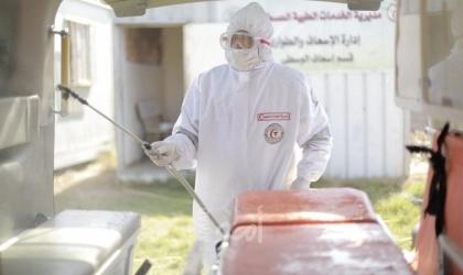 """محدث.. صحة حماس: تسجيل (87) إصابة جديدة بفايروس """"كورونا"""""""