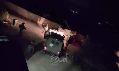 القدس:مخابرات الاحتلال تقتحم منزل الأسير صهيب الأعور في حي سلوان