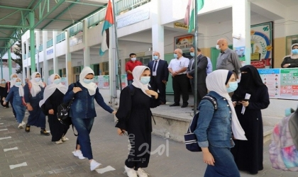 صالح: لا يوجد تغييرات على موعد انتهاء الفصل الدراسي والتعليم سيكون مدمجاً في المدارس