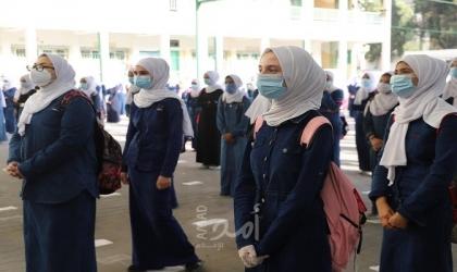 """التربية والتعليم بغزة: استئناف العملية التعليمية يخضع لقرارات تتعلق بـ""""خلية حل الأزمة"""""""