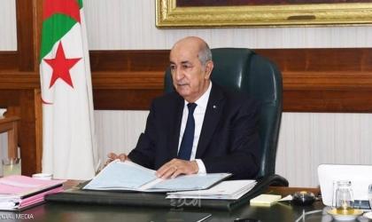 """تبون يتهم فرنسا بـ""""الكذب"""" ويرفض أي وساطة مع المغرب"""
