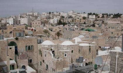 قوات الاحتلال تمنع استكمال ترميم أحد البيوت في الخليل القديمة
