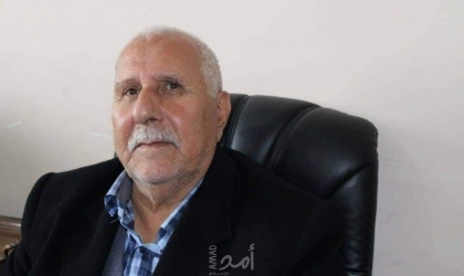 """رحيل الإعلامي وأحد كتاب """"أمد للإعلام"""" عبد الحميد الهمشري في الأردن"""