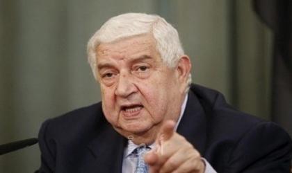 """محدث- قوى وشخصيات فلسطينية تنعى وزير الخارجية السوري """"وليد المعلم"""""""
