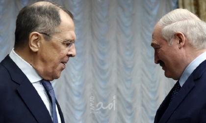 لافروف يؤكد للوكاشينكو التزام بوتين بالاتفاقات الثنائية المبرمة