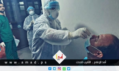 """صحة حماس: تسجيل (128) إصابة بـ""""كورونا"""" في قطاع غزة"""