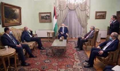أبو الغيط: الجامعة العربية كانت وستظل داعمة بلا حدود لنضال الشعب الفلسطيني