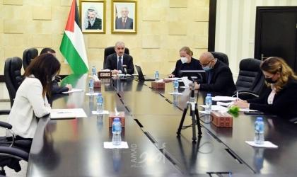 ملحم يعلن عن مكان انعقاد جلسة الحكومة الفلسطينية القادمة