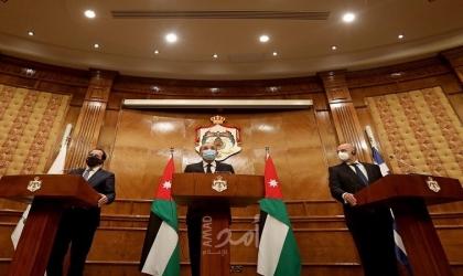 وزراء خارجية الأردن واليونان وقبرص يطالبون بإنهاء التوتر في شرق المتوسط عبر المفاوضات