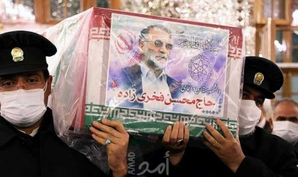 إيران: اعتقال ضالعين في فخري زاده