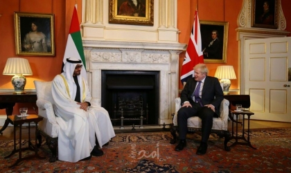 الإمارات وبريطانيا تؤكدان أهمية إيجاد حلول سلمية للصراعات في المنطقة