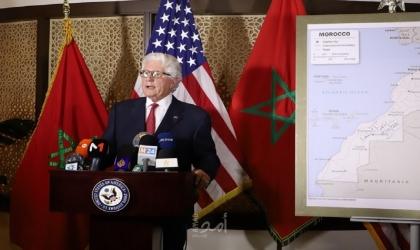 الولايات المتحدة تعتمد خريطة للمغرب تضم الصحراء الغربية - صور