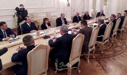 المقداد يؤكد للافروف: العلاقات بين موسكو ودمشق استراتيجية ونتطلع لتعزيزها