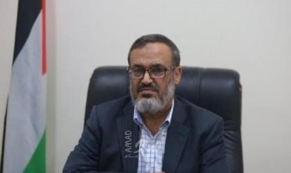 نائب رئيس حكومة حماس السماك: العلاقة مع حكومة رام الله انفصال .. وغزة لا تأخذ نصيبها